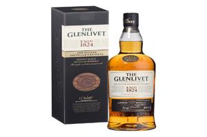 The Glenlivet Single Malt Scotch Whisky 1L