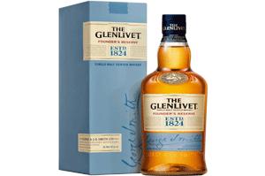 The Glenlivet Single Malt Scotch Whisky 700ML