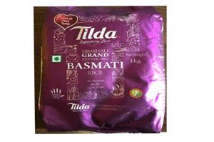 Tilda The Extra Long Basmati Rice 1KG