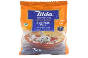 Tilda Wandaful Basmati Rice 1KG