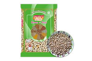 Cholias White Peas 1KG