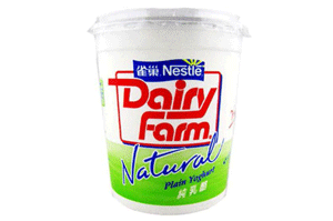 Nestle Dairy Farm Natural Yogurt