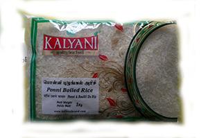 Kalyani Ponni Boiled Rice 1 Kg