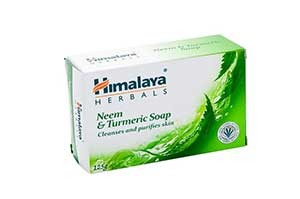 Himalaya Neem and Turmeric Soap 125gm