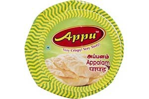 Appu Applam Papad