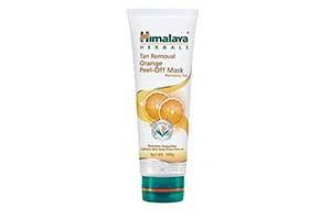 Himalaya Tan Removal Orange Peel-Off Mask 100gm
