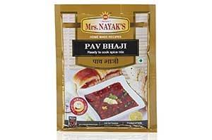 Mrs Nayaks Pav Bhaji Spice Mix 50gm