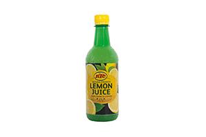 KTC Lemon Juice 500 ml