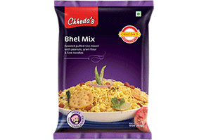 Chhedas Instant Bhel Mix 400 gm