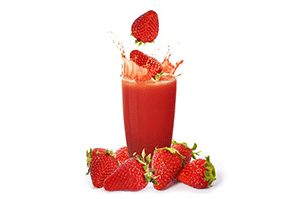 Jan Strawberry Fruit Juice 2 Liter