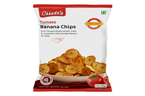 Chhedas Tomato Banana Chips 170 gm