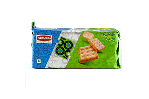 Britannia 50 50 Biscuits 80 gm