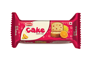 Britannia Fruit Cake Fruity Fun 130 gm