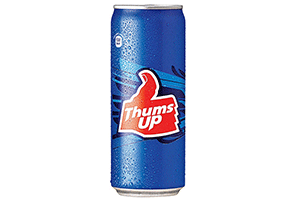 Thums Up 180 ml Can