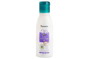 Himalaya Baby Massage Oil 50 ml