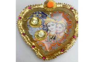 Decorative Puja Thali (1)