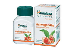 Himalaya Ashvagandha 60 Tablets