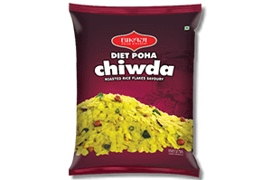 Bikaji Diet Poha Chiwda 200 gm