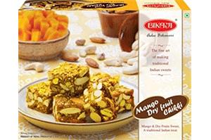 Bikaji Mango Dry Fruit Chikki 250 gm
