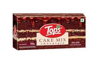 Tops Cake Mix Chocolate 250 gm