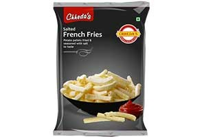 Chhedas Salted French Fries 50 GM