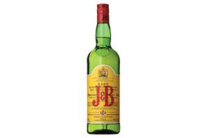 J&B Blended Scotch Whisky 1.125 Ltr