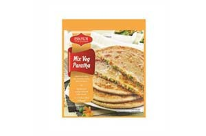 Bikaji Mix Veg parantha 400 gm