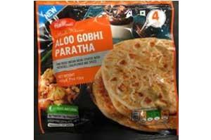 Haldiram Aloo Gobhi Paratha 400 gm