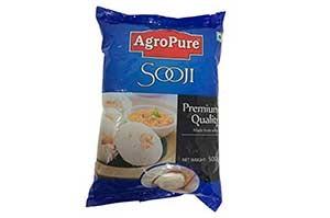 AgroPure Sooji 500 gm