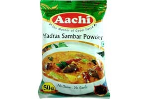 Aachi Madras Sambar Powder 50 gm