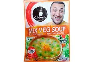 Chings Mix Veg Soup 55 gm