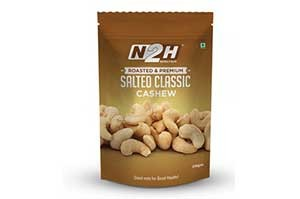 N2H Cashew Salted Classic 200 gm
