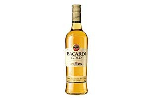 Bacardi Gold Rum 70 cl