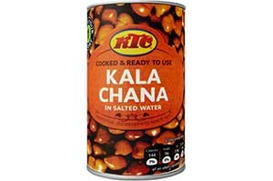 KTC Kala Chana (In Salted Water) 400 GM