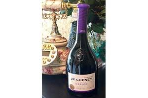 JP CHENET MERLOT ROUGE (WINE) 75CL