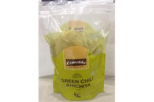 KemChho Green Chili Khichiya 200 GM