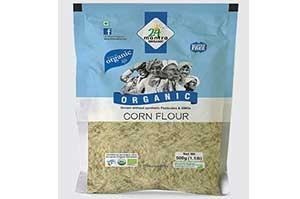 24 Mantra Organic Corn Flour 500 gm