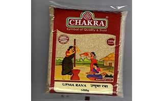 Chakra Upma Rava 500 GM