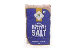 24 Mantra Himalayan Crystal Salt 1 Kg