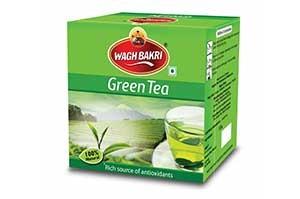Wagh Bakri 100+25 Green Tea Bags