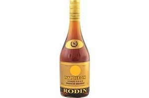Rodin Napoleon French Brandy 70CL