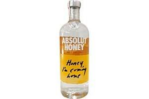 Absolut Vodka Honey Flavor 1 Liter