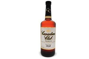 Canadian Club Whisky 1 Liter