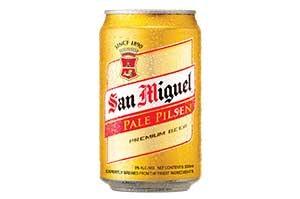 San Miguel Beer 330ml Can