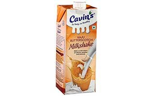 Cavins Kaju Butterscotch MilkShake 1 Liter
