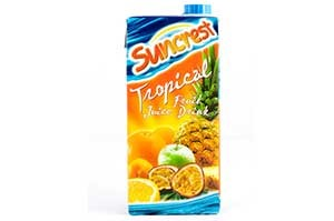 Suncrest Tropical Fruit Juice 1L