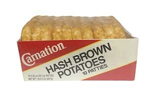 Carnation Hash Brown Potatoes 637 GM