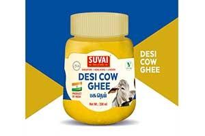 Suvai Desi Cow Ghee 200 ml