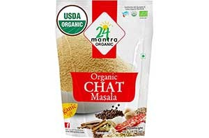 24 Mantra Organic Chat Masala 50 gm