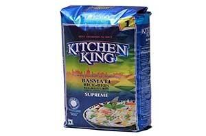 Kitchen King Basmati Rice 1 Kg